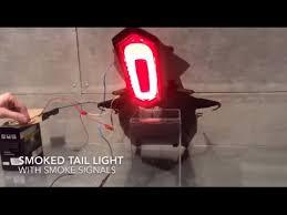 2015 Yamaha R1 R1M <b>turn</b> signals and <b>tail light smoked integrated</b> ...