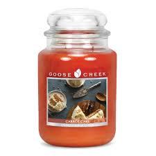 <b>Свеча</b> ароматизированная Goose Creek <b>Carrot Cake</b> ...