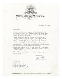 lot detail agreement letter signed by elvis presley and 1966 agreement letter signed by elvis presley and colonel tom parker regarding contract extension mgm