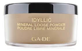 Купить <b>рассыпчатая пудра с минералами</b> Idyllic Mineral Loose ...