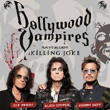 <b>Hollywood Vampires</b> - RESCHEDULED tickets in Leeds at first direct ...