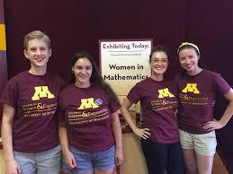 association for women in math umn student chapter state fair