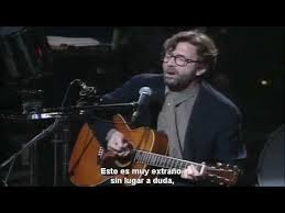 <b>Eric Clapton</b> - Nobody Knows You When You're Down & Out ...