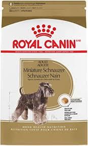 Royal Canin Miniature Schnauzer Adult Breed ... - Amazon.com