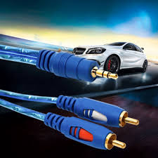 SKM©<b>1.5/3</b>/5M 3.5MM <b>Male</b> To 2RCA <b>Male</b> Stereo Audio Cable 1To ...