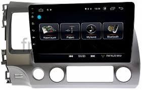 <b>Штатная магнитола LeTrun 2295</b> для Honda Civic 8 (VIII) 4D 2005 ...