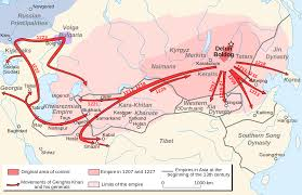 mongol invasions of