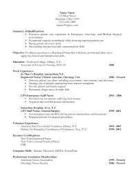 exhilarating med surg nurse resume brefash sample rn resume med surg pics photos objective for resume for med surg med surg nurse