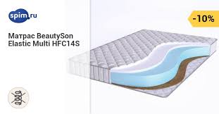 <b>Матрас BEAUTYSON ELASTIC MULTI</b> HFC14S — купить матрас ...