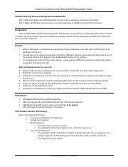 Pages Comm CAP   Assignment pdf