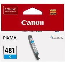 <b>Картридж Canon CLI-481</b> C голубой (2098C001) – купить по ...