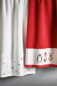 Купить <b>Набор из 2 полотенец</b> для рук в рождественском стиле на ...