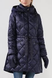 Стеганая <b>куртка</b> с поясом <b>Odri Mio</b> купить со скидкой за 10190 ...