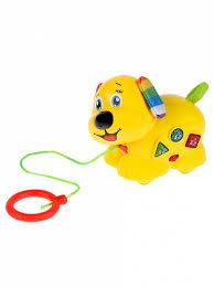 Обучающая <b>игрушка</b> Собака-каталка HT551-R <b>ТМ Умка</b> - купить в ...