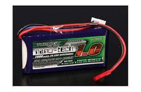 <b>Аккумулятор</b> Turnigy <b>Nano</b>-<b>Tech</b> 1000mAh 2S 25-40C LiPo купить