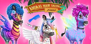 Jungle <b>Animal</b> Hair Salon 2 - Tropical Beauty Salon - Apps on ...