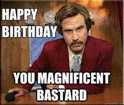 Happy Birthday Meme - Best Funny Birthday Memes via Relatably.com