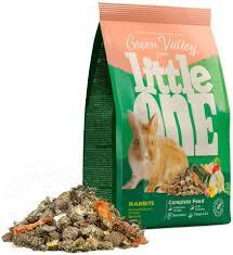 Купить <b>Корм</b> для грызунов <b>Little One</b> Зеленая долина из ...