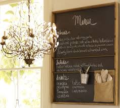 magnetic chalkboard kitchen