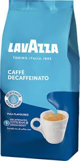 <b>Кофе зерновой LAVAZZA</b> Caffe decaffeinato натур. жареный к/у ...