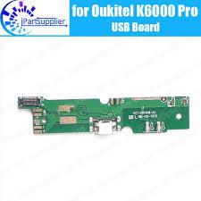 Oukitel K6000 Pro <b>usb</b> board 100% Original <b>New</b> for <b>usb plug</b> ...