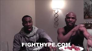 MICKEY AND CORTEZ BEY SHARE WITH FLOYD MAYWEATHER ...