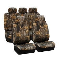 FH Group <b>Hunting Camo</b> / <b>Camouflage</b> Airbag Compatible and Split ...