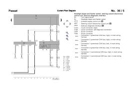 vw passat 3c bi xenon wiring diagram 5 passat current flow diagram