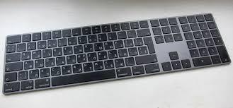 Обзор на Клавиатура <b>Клавиатура Apple Magic Keyboard</b> - Space ...