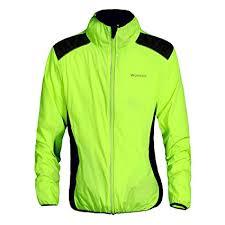 <b>WOSAWE</b> Mens <b>Cycling Jacket</b> Waterproof Breathable <b>MTB</b> Long ...