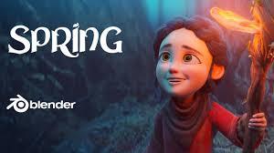 <b>Spring</b> - Blender Open Movie - YouTube