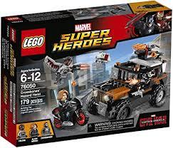 LEGO Super Heroes Crossbones' Hazard Heist ... - Amazon.com