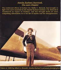 joe gervais amelia earhart the truth at last