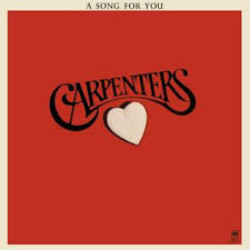 A Song for You (The <b>Carpenters</b> album) - Wikipedia