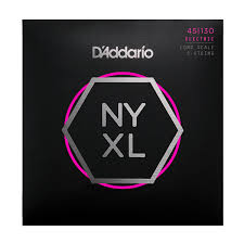 <b>Струны</b> для бас-<b>гитары D'Addario NYXL45130</b>