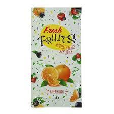 "<b>Ароматизатор для дома</b> Fresh fruits ""Апельсин"" (2971871 ..."