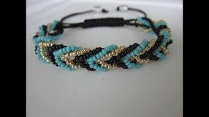 Shamballa Bracelet with 3 colors <b>Seed Bead</b> . Шамбала <b>Браслет</b> ...