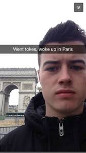 paris luke harding Luke Harding is the legend who went for a night out in Oldham and woke up in Paris. Lad culture usually equates to stealing traffic cones ... - paris-luke-harding
