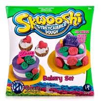 Купить <b>Пластилин</b> Skwooshi S30024 Сквуши <b>Набор для</b> ...