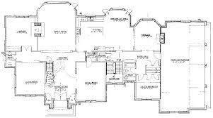 floor plans:  ch