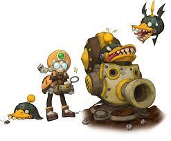 Hasil gambar untuk gearmaster DRAGON NEST