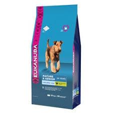 <b>Сухой корм Eukanuba Mature</b> & Senior для пожилых собак ...