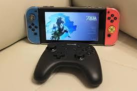 неплохая альтернатива <b>Pro</b>-контроллеру <b>Nintendo Switch</b>