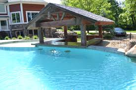 swimming pools mi e2 80 93 legendary escapes custom michigan pool by office space designs backyard home office build