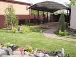 Дизайн дворов дома фото