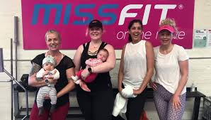 Fun Friday Getting fit is made easier... - <b>MissFit</b> Personal Training