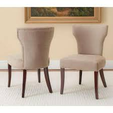 ryan birchwood cottonpoly side chair in wheat set of 2 cherner side chair csc05