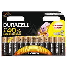 <b>Батарейка Duracell LR6</b>-12BL BASIC C0037388 Тип: AA (<b>LR6</b> ...