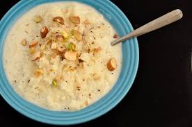 the food of my people kheer rice pudding blue jean gourmet as