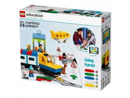 Купить <b>Конструктор LEGO Education</b> Экспресс Юный ...